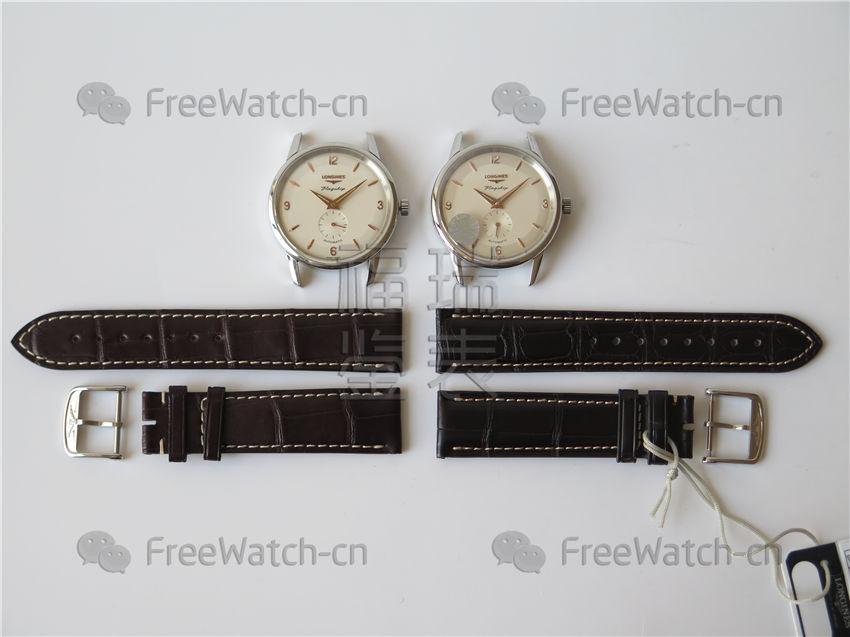 <b>WF厂浪琴军旗经典复刻系列手表对比正品评测</b>