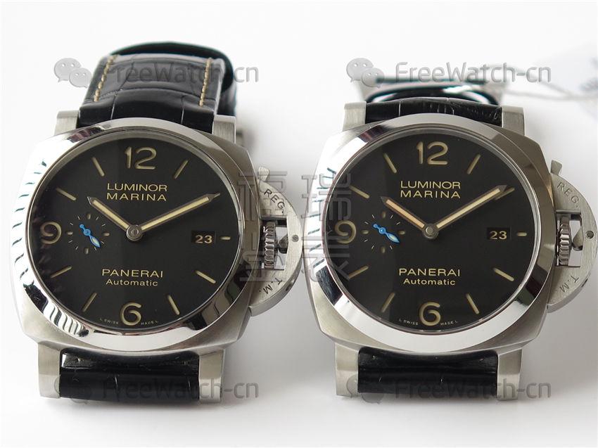 <b>ZF厂PAM1312沛纳海对比正品评测</b>