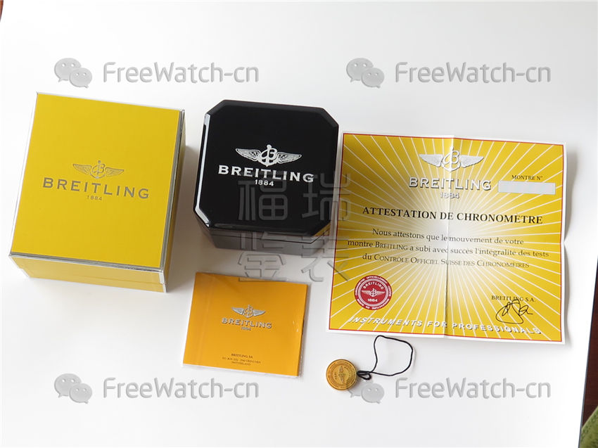 Breitling百年灵品牌专柜包装